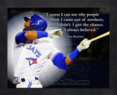 Jose Bautista 8x10 ProQuote Photo