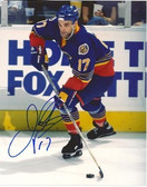 Joe Murphy St. Louis Blues Signed 8x10 Photo