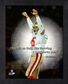 Joe Montana San Francisco 49ers 8x10 ProQuote Photo