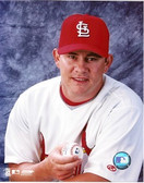 Jason Isringhausen St. Louis Cardinals 8x10 Photo #1