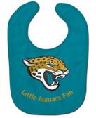 Jacksonville Jaguars Baby Bib - All Pro Little Fan