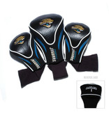 Jacksonville Jaguars 3 Pack Contour Sock Headcovers