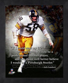 Jack Lambert Pittsburgh Steelers 11x14 ProQuote Photo