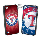 Iphone 5 MLB Texas Rangers Large Logo Lenticular Case