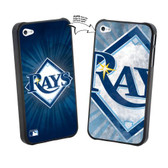 Iphone 5 MLB Tampa Bay Rays Large Logo Lenticular Case