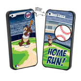 Iphone 5 MLB Minnesota Twins Mascot Lenticular Case