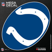 "Indianapolis Colts 12""x12"" Mega Decal"