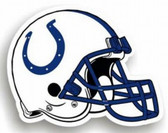 "Indianapolis Colts 12"" Helmet Car Magnet"