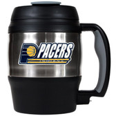 Indiana Pacers 52oz. Stainless Steel Macho Travel Mug with Bottle Opener
