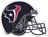 "Houston Texans 12"" Vinyl Magnet Set Of 2 98763"