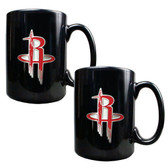 Houston Rockets Coffee Mug Set