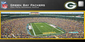 Green Bay Packers Panoramic Stadium Puzzle