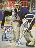 Grant Fuhr Toronto Maple Leafs Signed 8x10 Photo