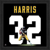 Franco Harris Pittsburgh Steelers 20x20 Framed Uniframe Jersey Photo