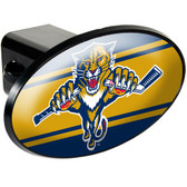 Florida Panthers Trailer Hitch Cover
