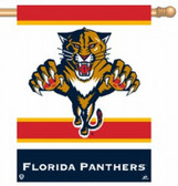 "Florida Panthers 27""x37"" Banner"