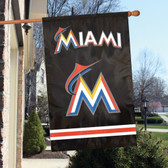 Florida Marlins Banner Flag
