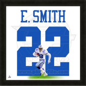 Emmitt Smith Dallas Cowboys 20x20 Framed Uniframe Jersey Photo