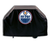 "Edmonton Oilers 60"" Grill Cover"