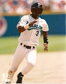 Edgar Renteria Florida Marlins 8x10 Photo