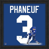 Dion Phaneuf Toronto Maple Leafs 20x20 Framed Uniframe Jersey Photo