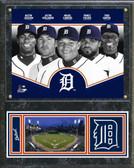 Detroit Tigers 2013 Team Composite Plaque