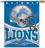 """Detroit Lions 27""""x37"""" Banner"""