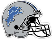 "Detroit Lions 12"" Vinyl Magnet Set Of 2 98721"