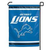 "Detroit Lions 11""x15"" Garden Flag"