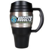 Denver Nuggets 20oz Travel Mug