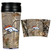 Denver Broncos Travel Tumbler