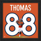 Demaryius Thomas Denver Broncos 20x20 Framed Uniframe Jersey Photo
