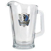 Dallas Mavericks 60oz Glass Pitcher