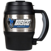 Dallas Mavericks 20oz Mini Travel Jug