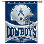 "Dallas Cowboys 27""x37"" Banner"