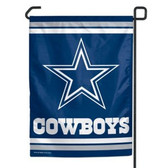 "Dallas Cowboys 11""x15"" Garden Flag"