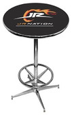 Dale Earnhardt Jr. Pub Table w/ Foot Ring Base JRNPTR154