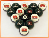 Dale Earnhardt Jr. Billiard Ball Set