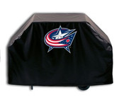 "Columbus Blue Jackets 60"" Grill Cover"