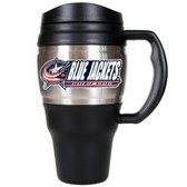 Columbus Blue Jackets 20oz Travel Mug