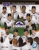 Colorado Rockies 2005 Team Photo
