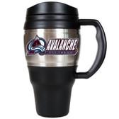 Colorado Avalanche 20oz Travel Mug