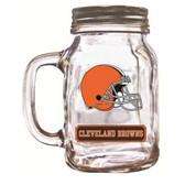 Cleveland Browns Mason Jar