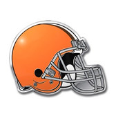 Cleveland Browns Color Auto Emblem - Die Cut