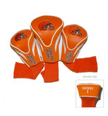Cleveland Browns 3 Pack Contour Sock Headcovers