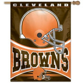 "Cleveland Browns 27""x37"" Banner"