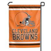 """Cleveland Browns 11""""x15"""" Garden Flag"""
