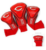 Cincinnati Reds 3-Pack Contour Sock Headcovers