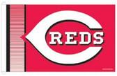 Cincinnati Reds 3'x5' Flag
