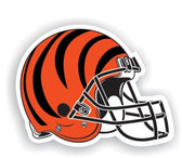 "Cincinnati Bengals 12"" Vinyl Magnet Set Of 2"